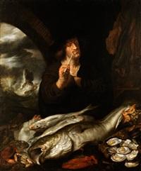allegorische darstellung des monats märz by joachim von sandrart the elder