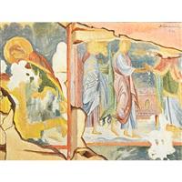 religious figures by dimitru v. ismailovitch
