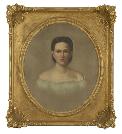 portrait of julia george by george caleb bingham
