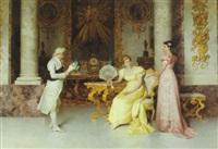 der verlegene kavalier by francesco beda