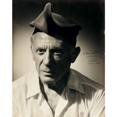 pablo picasso by raymond fabre
