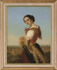 a harvest beauty by françois verheyden