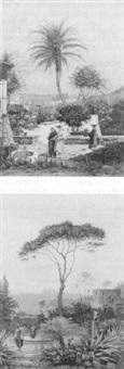 gartenanlage bei tivoli by julius zielke