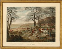 the essex hunt by dean wolstenholme the younger