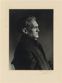 stefan george (9 works) by theodor hilsdorf