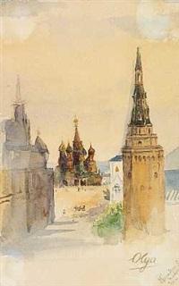 parti fra kreml i moskva by olga aleksandrovna (princess of storfyrstinde)