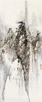山水 by ren ran
