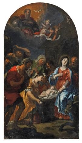 anbetung der hirten by jean pierre tassaert