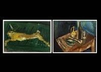 soutine (portfolio of 8) by chaïm soutine