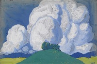 thunderheads by winold reiss