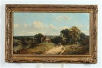SUSSEX LANDSCAPE, 1862