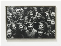 jewish school, große hamburger straße, berlin 1939 (22 works) by christian boltanski
