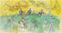 baccarat by raoul dufy