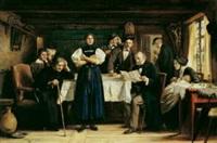 die testamentseröffnung by carl kricheldorf