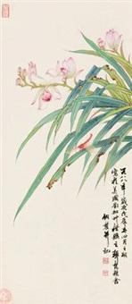 春兰蜻蜓 (flower) by liu bonong