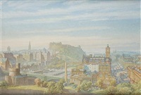 edinburgh from calton hill by scottish school (20)