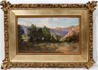 western landscape by john bond francisco