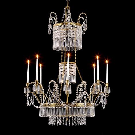 chandelier high quality work berlin around