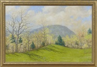housatonic valley, salisbury by james calvert smith