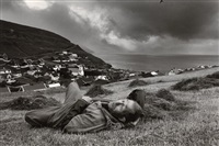 resting - faroe islands by ragnar axelsson (rax)