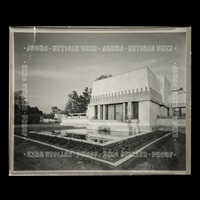 hollyhock house by ezra stoller