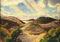 west barnstable dunes by harold c. dunbar