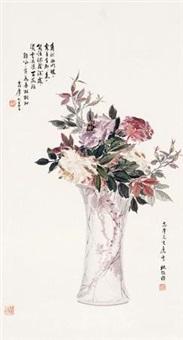 花卉 by lin huiyin