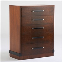 tall dresser by donald deskey