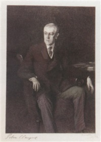 woodrow wilson by timothy cole