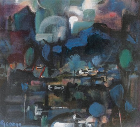 abstract by george dunne