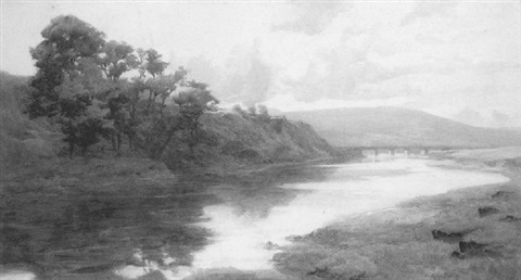 the church banks wicklow by mary georgina barton
