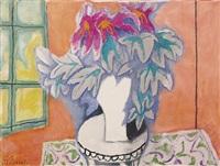 die weiße vase by heinrich steiner