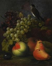 früchtestillleben by g.h. hegner
