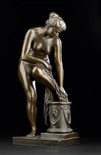 nach dem bade by nicolaus friedrich