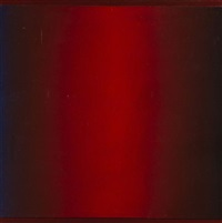 chromatisches relief rot-schwarz-blau by raimer jochims