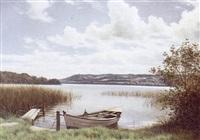 robåde i frederiksberg have