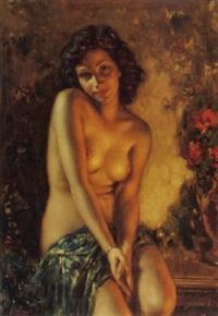 weiblicher akt by luigi amato