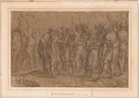 joseph being sold into slavery by hans rottenhammer the elder