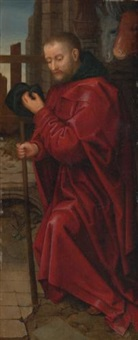 st. joseph by gerard david