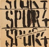 spur (+ heft i und iv (von vii), offset print, 1961; 2 works) by gruppe spur