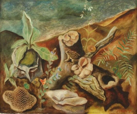 Flora Fauna By Joseph Paul Vorst On Artnet