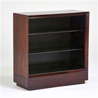 bookcase, zeeland by gilbert rohde