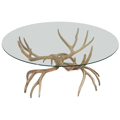 coffee table by arthur court