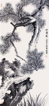 松寿图 by wu hufan