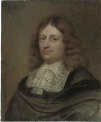 portrait of a gentleman by bernard vaillant
