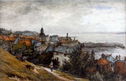 queensferry by william ewart lockhart