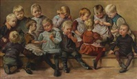 children from a foster home by emilie (caroline e.) mundt