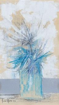 vaso con fiori by tino aime