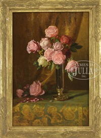 roses by benjamin champney