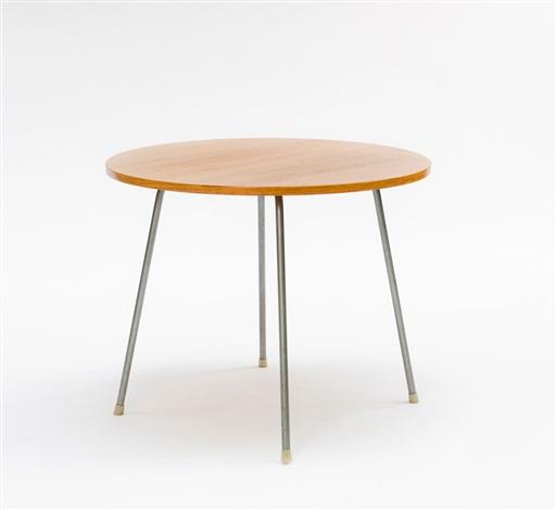 Tisch Se 330 By Egon Eiermann